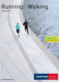 KARSTADT Sports - Running Magazin August 2012 KW31