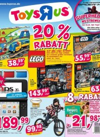 Toys'R'us Aktuelle Angebote August 2012 KW31