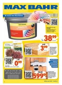 Max Bahr Farbenfrohe Angebote Juli 2012 KW31