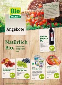 Biomarkt Form, Farbe, Fruchtfleisch August 2012 KW31
