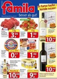 famila-Nordost Aktuelle Angebote August 2012 KW32