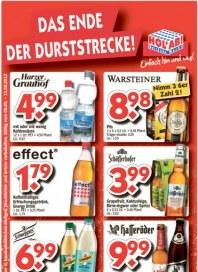 Hol ab Getränkemarkt Das Ende der Durststrecke August 2012 KW32