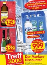 Edeka Treff 3000 - Aktuelle Angebote August 2012 KW32