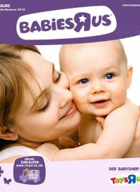 Toys'R'us Babies-R-Us-Katalog April 2012 KW13