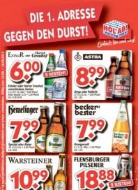 Hol ab Getränkemarkt Die 1. Adresse gegen den Durst August 2012 KW33