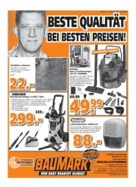 Globus Baumarkt Haupflyer August 2012 KW33 1
