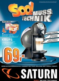 Saturn Soo! Muss Technik August 2012 KW32