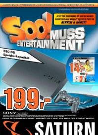 Saturn Die besten Games-Neuheiten August 2012 KW33