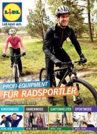 Lidl Profi-Equipment für Radsportler August 2012 KW34