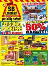 tejos SB-Lagerkauf Preishammer August 2012 KW32