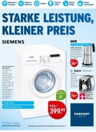KARSTADT Elektro & Multimedia August 2012 KW33