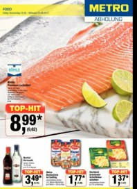 Metro Cash & Carry Food August 2012 KW33 7