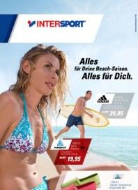 Intersport Alles für Deine Beach-Saison 2012 Mai 2012 KW21