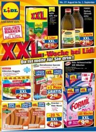 Lidl XXL-Woche August 2012 KW35