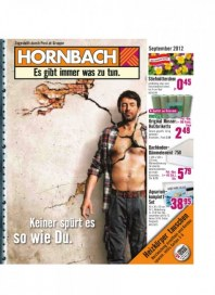 Hornbach Hornbach Angebote September 2012 August 2012 KW35