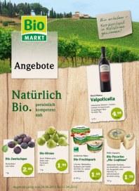 Biomarkt Mediterraner Bio-Genuss August 2012 KW35