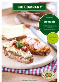 Bio Company Brotzeit August 2012 KW35