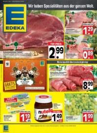 Edeka Wir haben Spezialitäten aus aller Welt September 2012 KW36