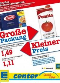 Edeka Große Packung - Kleiner Preis September 2012 KW36
