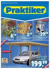 Praktiker Hauptflyer September 2012 KW37
