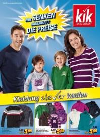 Kik Wir senken dauerhaft die Preise September 2012 KW38