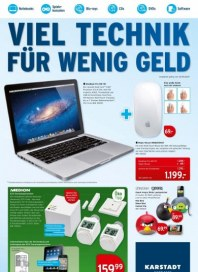 KARSTADT Multimedia & Entertainment September 2012 KW38