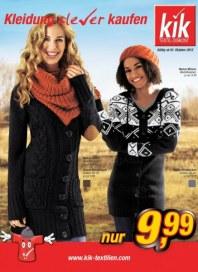 Kik Kik Angebot der Woche Oktober 2012 KW40
