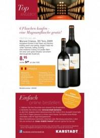 KARSTADT Weinmailing September 2012 KW39