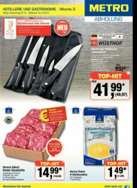 Metro Cash & Carry Gastronomie-Journal Oktober 2012 KW40