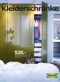 Ikea Kleiderschränke Oktober 2012 KW42