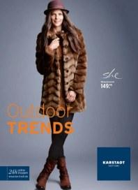 KARSTADT Outdoor Trends Oktober 2012 KW42 1