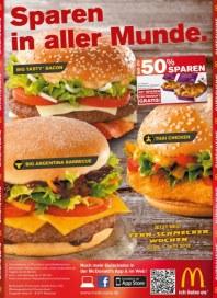 McDonalds Abgeben und genießen Oktober 2012 KW41