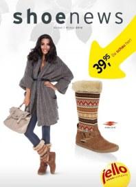 Jello Shoe ShoeNews Oktober 2012 KW43