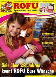 Rofu Kinderland Spielwaren und mehr Oktober 2012 KW43