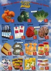 LPG Biomarkt Aktuelle Angebote Oktober 2012 KW43