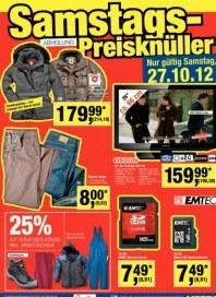 Metro Cash & Carry Samstags Preisknüller Oktober 2012 KW43 1