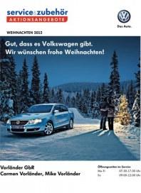 Volkswagen Gut, dass es  gibt November 2012 KW44