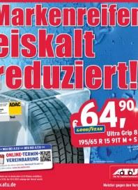 A.T.U Markenreifen eiskalt reduziert Oktober 2012 KW44