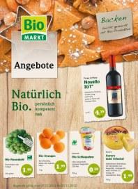 Biomarkt Backen, leicht gemacht mit Bio-Produkten November 2012 KW45