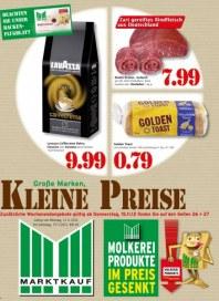Marktkauf Große Marken - Kleine Preise November 2012 KW46