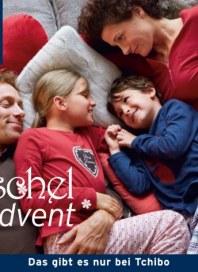 Tchibo Kuschel Advent November 2012 KW47