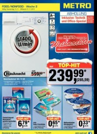 Metro Cash & Carry Food November 2012 KW46 1