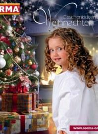 Norma Geschenkideen zu Weihnachten November 2012 KW46