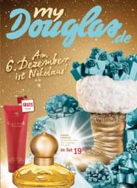 Douglas Am 6. Dezember ist Nikolaus November 2012 KW48