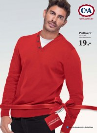 C&A Pullover Dezember 2012 KW49