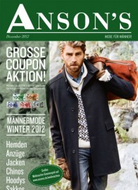 Anson's Große Couponaktion Dezember 2012 KW49