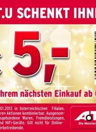 A.T.U A.T.U Coupon 28.11.2012 - 31.01.2013 November 2012 KW48
