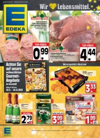 Edeka Wir lieben Lebensmittel Dezember 2012 KW50
