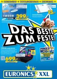 Euronics Das Beste zum Geburtstag Dezember 2012 KW49
