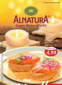 Alnatura Genießer-Tipps zu Weihnachten Dezember 2012 KW50